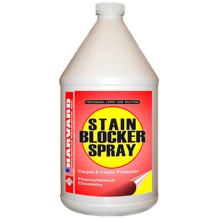 Harvard Stain Blocker Spray Carpet Protector Gal