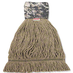 O'Dell Patriot Looped End Mops w/Wide Headband - Medium