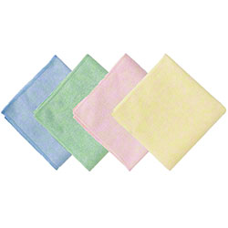 "Rubbermaid® 12"" Microfiber Cloth Retail Pack"