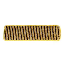 "Rubbermaid® 18"" Microfiber Super Scrubber Mop - Yellow"