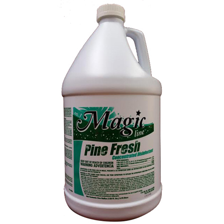 Magic Line™ Pine Fresh Concentrated Disinfectant - Gal.