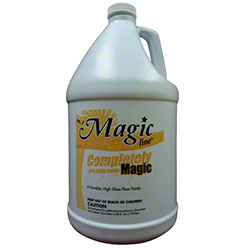 Magic Line™ Completely Magic Floor Finish - Gal.