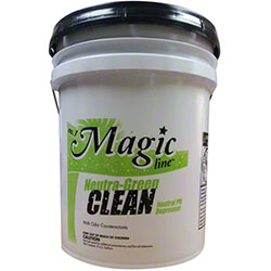 Magic Line™ Neutra-Green Clean Degreaser - 5 Gal.