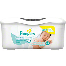 P&G Pampers Wipes - 64 ct.