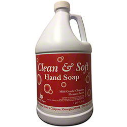 Associated Paper Clean & Soft Gentle Hand Soap - Gal.