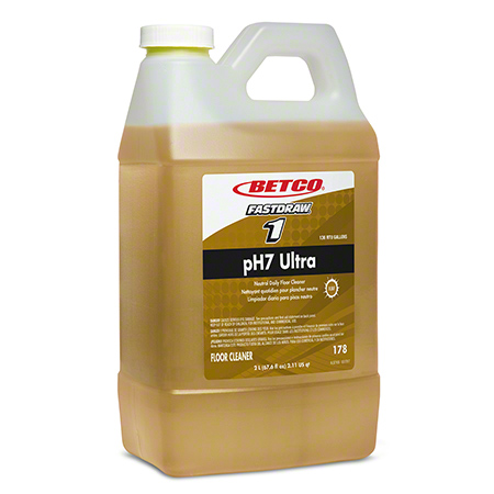 Betco® pH7 Ultra Fastdraw® Neutral Floor Cleaner