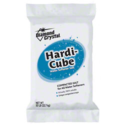 Diamond Crystal® Hardi-Cube® Water Softener Salt - 50 lb.