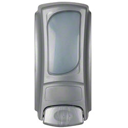 Dial® Eco-Smart® Amenity Dispenser - Silver