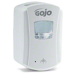 GOJO® LTX-7™ Touch Free 700 mL Dispenser - White/White