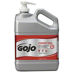 GOJO® Cherry Gel Pumice Hand Cleaner - Gal.