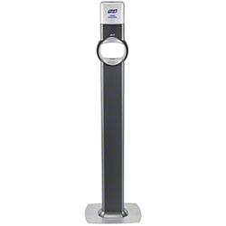 GOJO® Purell® FS8 Floor Stand Dispenser - Graphite