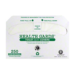 HOSPECO® Health Gards® Recycled Toilet Seat Covers