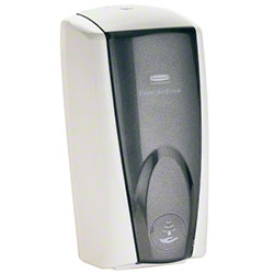 Rubbermaid® Auto Foam Dispenser - White/Black Pearl