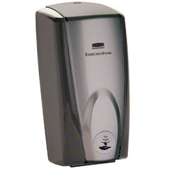 Rubbermaid® Auto Foam Dispenser - Black/Grey Pearl