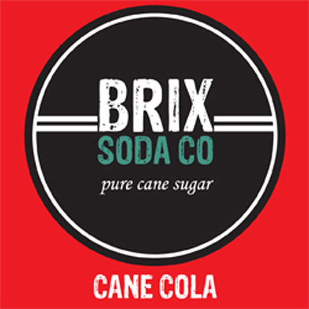 BRIX Cane Cola Bag-In-Box Syrup - 5 Gal.