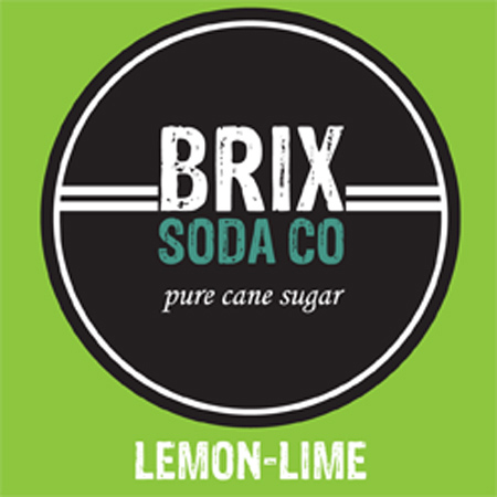 BRIX Lemon-Lime Bag-In-Box Syrup - 5 Gal.