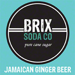 BRIX Jamaican Ginger Beer Bag-In-Box Syrup - 5 Gal.
