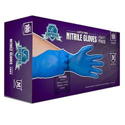 Empress™ Blue Nitrile Powder Free Glove - Medium
