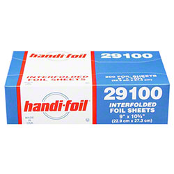 "HFA® Interfolded Foil Sheet - 9"" x 10 3/4"""