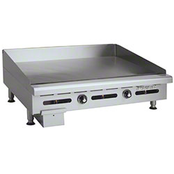Imperial Thermostatically Controlled Gas Griddle