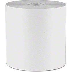 "Choice™ White Thermal POS Roll - 3 1/8"" x 220'"