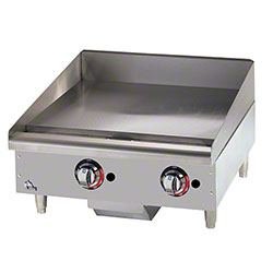 Star® Star-Max® 624MF Manual Gas Griddle