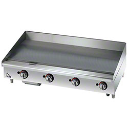Star® Star-Max® 648MF Manual Gas Griddle