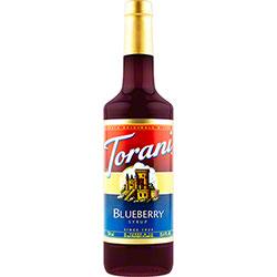 Torani® Blueberry Syrup - 750 mL