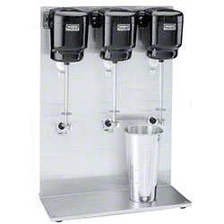 Waring® Triple Head Drink Mixer