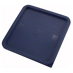 Winco® Square Food Storage Container Cover For 12/18/22 Qt