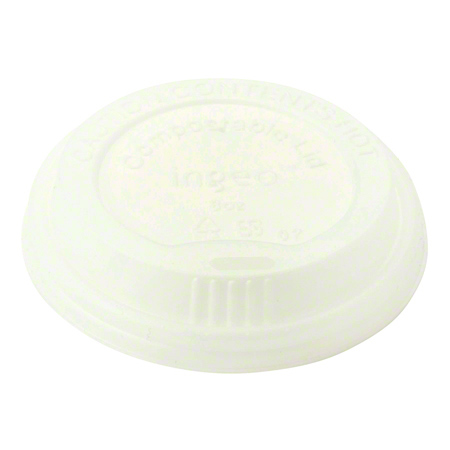 World Centric Paper Hot Cup Lid - For 8 oz.