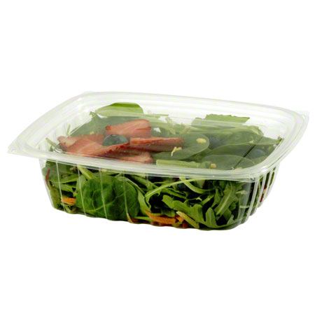 World Centric Biodegradable Deli Rect. Container - 24 oz.