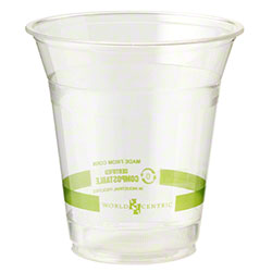 World Centric Ingeo™ Clear Cold Cup - 14 oz.