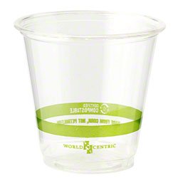 World Centric Ingeo™ Clear Cold Cup - 3 oz.