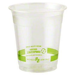 World Centric Ingeo™ Clear Cold Cup - 7 oz.