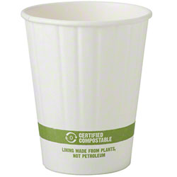 World Centric Double Wall Hot Cup - 12 oz.