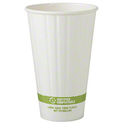 World Centric Double Wall Hot Cup - 16 oz.