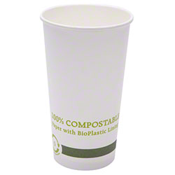 World Centric Paper Hot Cup - 20 oz.