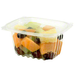 World Centric Biodegradable Deli Rect. Container - 16 oz.
