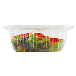 World Centric Biodegradable Deli Rect. Container - 32 oz.