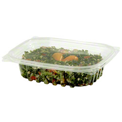World Centric Biodegradable Deli Rect. Container - 8 oz.