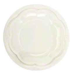 World Centric Ingeo™ Clear Salad Bowl Lid - 16 oz.