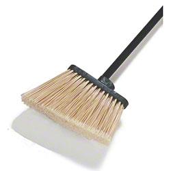 """Carlisle Duo-Sweep® Lobby Angle Broom w/8"""" Flare - 30"""""""