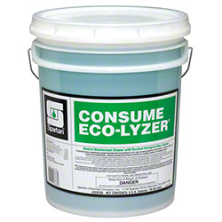 Spartan Consume® Eco-Lyzer® Neutral Disinfectant -5 Gal