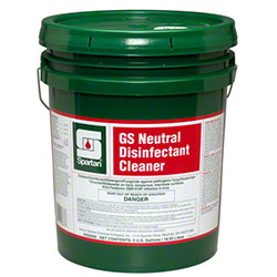 Spartan Green Solutions® Neutral Disinfectant - 5 Gal.