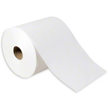 "Acclaim White High Capacity Roll Towels, 7.875"" x 800',"