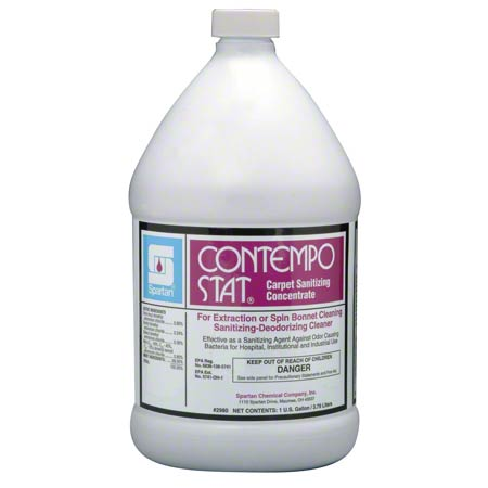 Spartan Contempo Stat Carpet Cleaner, Sanitizer, and
