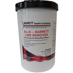 B.L.R. Barrett Lime Remover Wipes - 72 ct.
