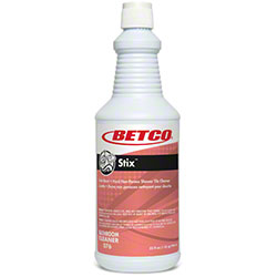 Betco® Stix™ Toilet Bowl & Shower Tile Cleaner - Qt.