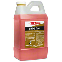 Betco® pH7Q Dual Neutral Disinfectant - 2 L FastDraw®